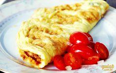 Omelete simples - Gulab