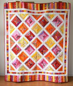String-Quilt - love the borders