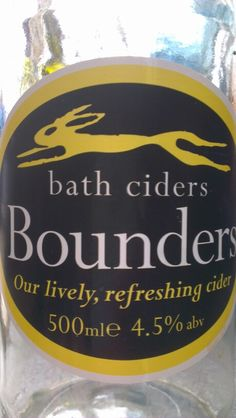 Bath Ciders Bounders