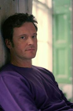 The always stunning Colin Firth