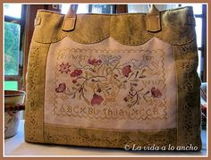 BOLSO-FLOWERS-FOR-YOU 8946 Lovely finish for Blackbird Designs piece