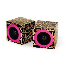 Cute Eco Speakers Collection II