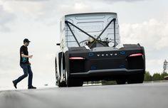 Volvo sa chystá s upraveným ťahačom prekonať rýchlostné rekordy. Volvo, Motorbikes