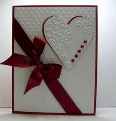 Easy Sweet DIY Homemade Valentine Cards for Inspirations 250