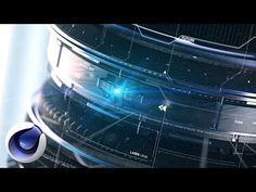 Разбор проекта Sci-Fi Lens в Cinema 4D - YouTube Brand Identity Design, Branding Design, Logo Design, Graphic Design, Tutorial Sites, 3d Tutorial, Cinema 4d Render, Cinema 4d Tutorial, Abstract Line Art
