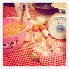 Home baking!