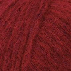 """Et tyk """"blow yarn"""" i en blanding af Baby Alpaca og Merino Uld"""