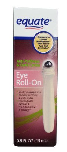Equate Eye RollOn Anti Puffiness and Dark Circles Compare to Garnier Nutritioniste Skin Renew AntiPuff Eye Roller ** Click image to review more details.-It is an affiliate link to Amazon.