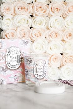 Diptyque Rose Delight Candle | The Beauty Look Book