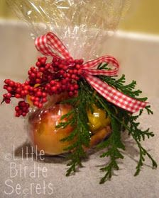 simple idea for gifts to give to the neighbors
