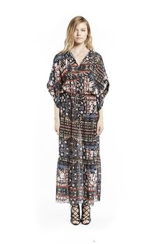 GYPSY CHILD MAXI DRESS Short Sleeve Dresses, Dresses With Sleeves, Gypsy, Bohemian, Retail, Child, Style, Fashion, Swag
