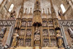 Catedral de Tarragona - Retablo mayor
