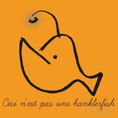 Ceci n'est pas une hanklerfish