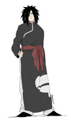 Madara...<3 <3 <3 Traditional Japanese... :3
