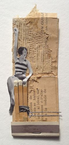 The Matchbook Collage Collaboration Project