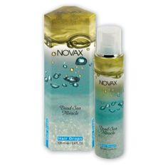 Amazon.com: Novax Dead Sea Miracle Preservative Free Hair Drops