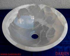 stone sink - onyx stone sink - white onyx sink - umywalka kamienna z onyksu - onyksowe umywalki - umywalki z onyksu - białe umywalki - nablatowe umywalki z kamienia onyks