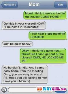 awesome mom!