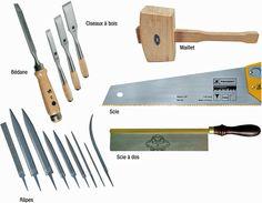 Assemblage en bois : la boîte à outils - http://www.systemed.fr/