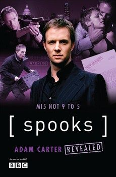 Headline - Books - Spooks: Adam Carter Revealed
