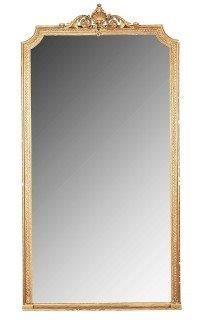 Gilt Pier Glass Mirror Drawings Mirror Ornate Mirror