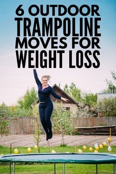 Trampolines, Hiit Program, Workout Programs, Outdoor Trampoline, Trampoline Ideas, Mini Trampoline Workout, Lose Weight, Weight Loss, Keto