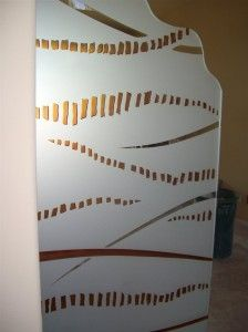 Trails Partitions (Freestanding close up)