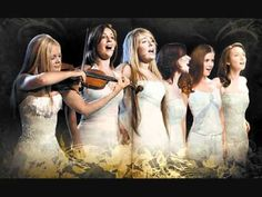 """""""She Moved Through the Fair"""" ~Celtic Woman.  The words to this song were written by the Irish poet Padraic Colum."""
