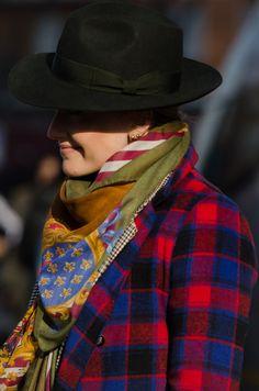 Sarah Ann Murray.International Group Fashion Editor:The Rake(global edition)