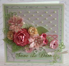 Precious Handmade: Save the Date