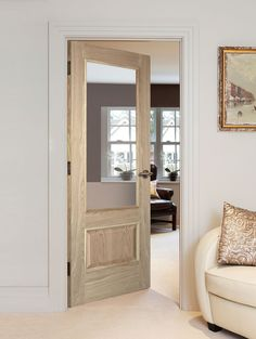 BOLECTION IRIS OAK - Introduced recently to add to the range of bolection Iris doors. Classic styling has made the Iris model one of our most enduring. It can truly be called timeless. Veneer Door, Wood Veneer, Oak Doors, Wooden Doors, Timber Door, St Albans, Light Oak, Real Wood, Iris