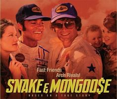 Don't forget to check out the DVD for the Snake and Mongoose Movie by Executive Producer Elliott Broidy