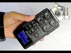 Zoom H6 Handy Recorder - superb 6 track audio recorder in your pocket [Review] - YouTube