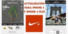 La aplicación Nike+ Running se ha actualizado para dar soporte al iPhone 6 Plus y al iPhone 6 adaptándose a un formato de pantalla más grande y favoreciendo la integración con la nueva app Health de iOS 8. La verdad que son muy interesantes las novedades y mejoras incluidas que te detallaremos a continuación. http://iphone-6.es/nike-running-actualizacion-iphone-6-plus-4-6/ #iphoneapps