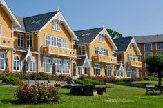The hotel was built in 1896 by Christian Michelsen, the first Norwegian Prime Minister after the dissolution of the union. It is set on the Bjørnefjord, some 30km from Bergen. Bergen, Norway, Mansions, House Styles, Workout Rooms, Guest Rooms, Prime Minister, Tvs, Building