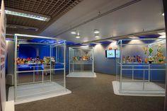 Bueno Arquitetura Cenográfica + Barbara Paludetti | ESPM + Casa Barcelona | Exposição Ícones que Marcam | Centro Cultural FIESP | SP | 2016 | Foto: Renato Bueno