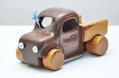 Wooden car, Personalized car, Gift for boy, Car, Truck, Wooden toy, Toy for boy