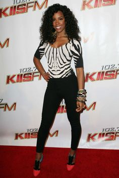 Kelly Rowland style highs and lows