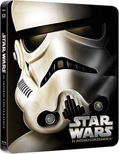 Star Wars V El Imperio Contraataca  Edicin Metlica >>> For more information, visit image link.