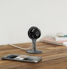 Your home is now on your phone. With Activity Alerts, Nest Cam can send an alert to your phone if it detects sound or motion.