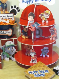 Hey, I found this really awesome Etsy listing at https://www.etsy.com/pt/listing/192411546/sale-paw-patrol-cupcake-holder-or-treat