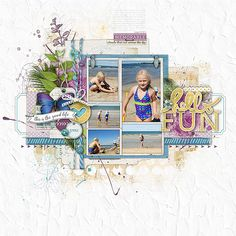 "Some summer fun at the beach last year! <br /><br /><br />This layout is now available as a layered template! <br /> Studio Double-D: <br /> <span style=""text-decoration:underline""><span style=""font-weight:bold""><a rel=""nofollow"" href=""http://www.designerdigitals.com/digital-scrapbooking/supplies/product_info.php/products_id/22243&quot..."