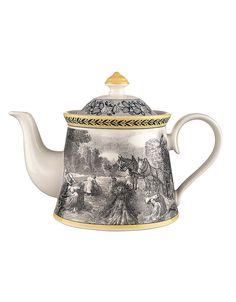 You can never have enough tea pots! #Villeroy #tea