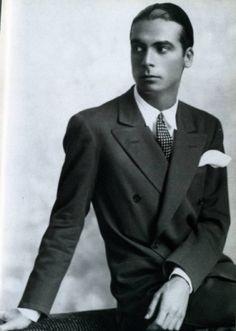 Cristobal Balenciaga- Spanish fashion designer who founded the Balenciaga fashion house.