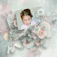 Layout using {Soft Winter Day} Digital Scrapbook Kit by Eudora Designs available at PBP http://www.pickleberrypop.com/shop/product.php?productid=42002&page=1