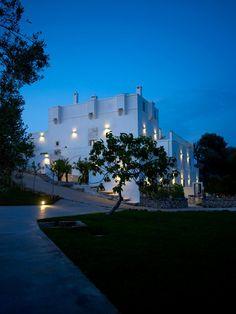 Masseria Alchimia, Fasano, Brindisi, 2008 #architecture #italy #apulia #interiors #design