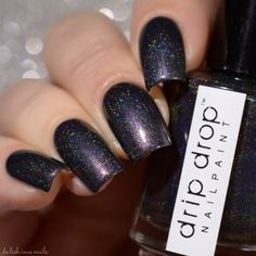 Drip Drop Nail Paint Whistling Showtunes