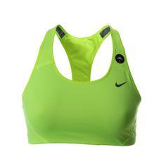 Vive la sujeción ideal y entrena súper cómoda con el Nike Compression Bra el cual te mantendrá protegida y ligera.