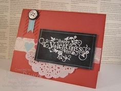 by Jenny Peterson, Lakeshore Stamping