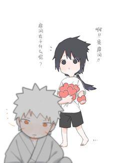 Naruto - Tobirama Senju x Izuna Uchiha - TobiIzu Naruto Fan Art, Naruto Anime, Naruto Shippuden Anime, Madara Uchiha, Gaara, Shikamaru, Narusasu, Sasunaru, Boruto